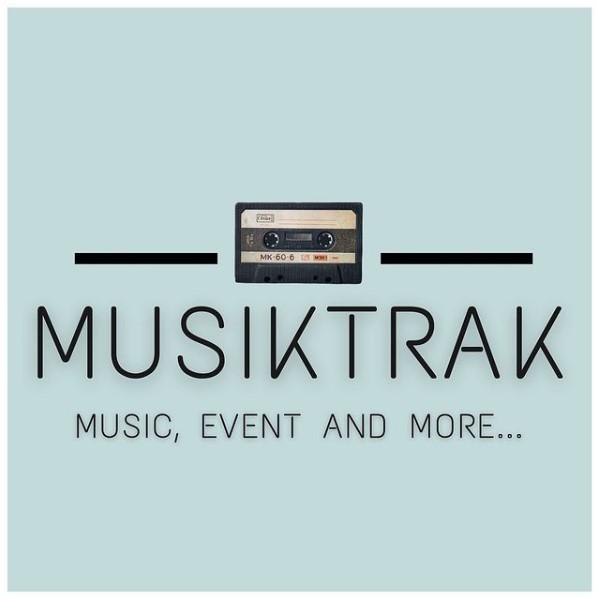 Le design des post de Mathilde sur Musiktrak sont toujours très modernes