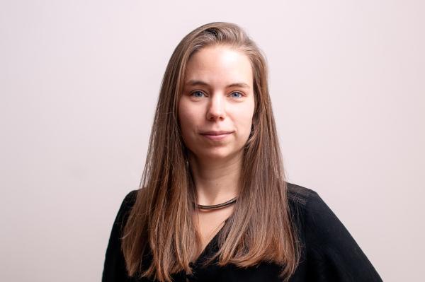 Christelle Fraiteur, ancienne ingénieure, s'est reconvertie et est dévenue coach en entreprise.